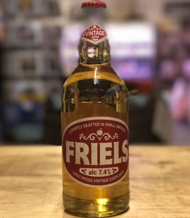 Picture of Friels Vintage Cider