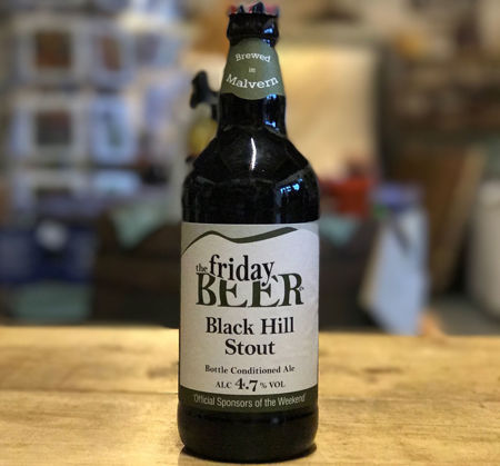 Picture of Friday Beer Black Hill Stout