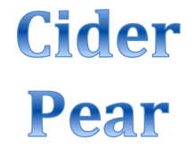 Picture for category Pear