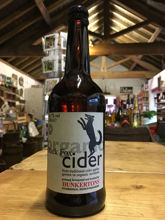 Picture of Dunkertons Black Fox Cider