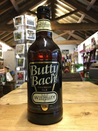 Picture of Wye Valley Brewery Butty Bach