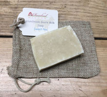 Picture of Rosebud Meadow Sweet Pea Soap